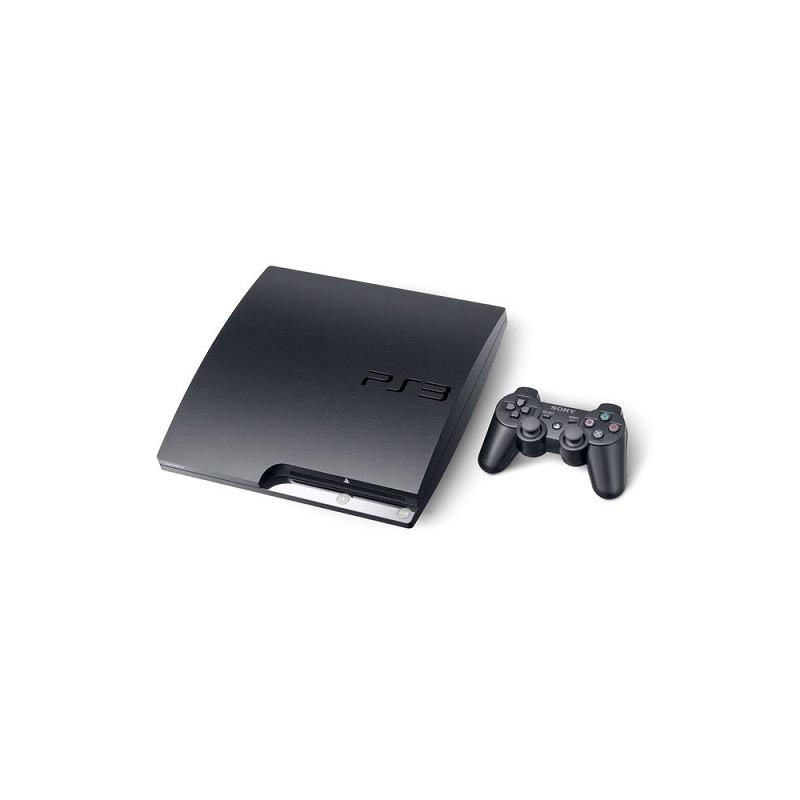 PS3 slim Lumière rouge clignotante