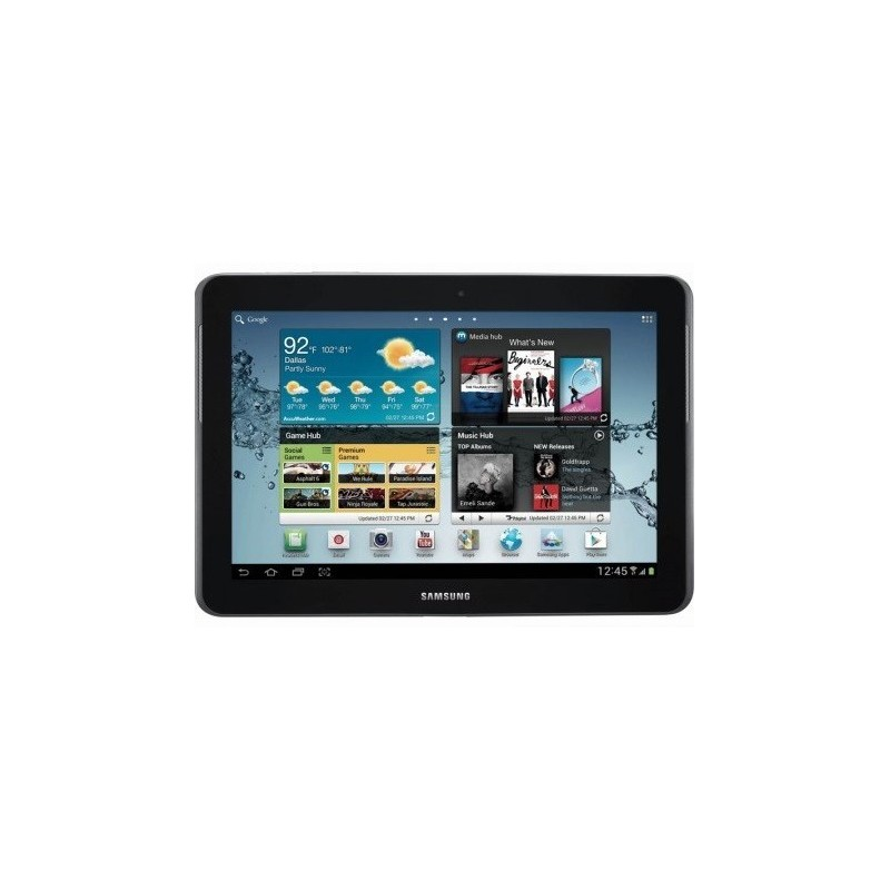 Remplacement vitre et LCD Samsung Galaxy Tab 2 10.1