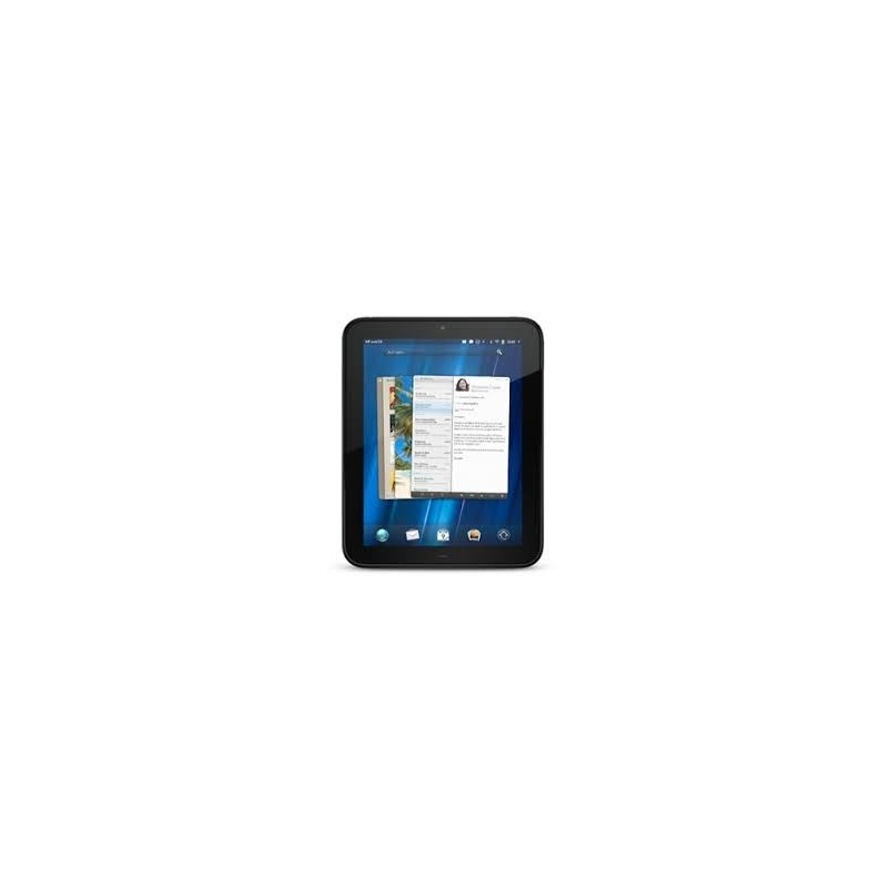 Diagnostic HP Touchpad 4G