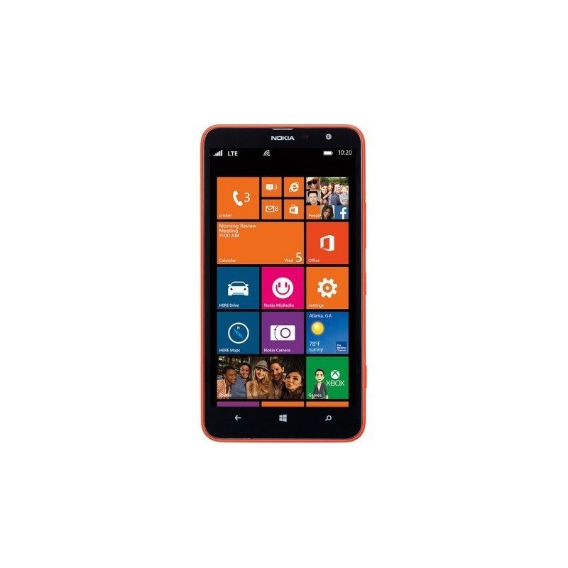 Nokia Lumia 1320 remplacement du LCD